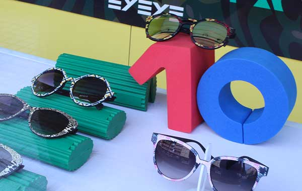Gafas Eyeye Escaparate Optica Alboraya